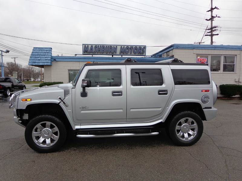 2009 hummer h2 luxury 4x4 4dr suv in mount clemens mi mashburn motors. Black Bedroom Furniture Sets. Home Design Ideas