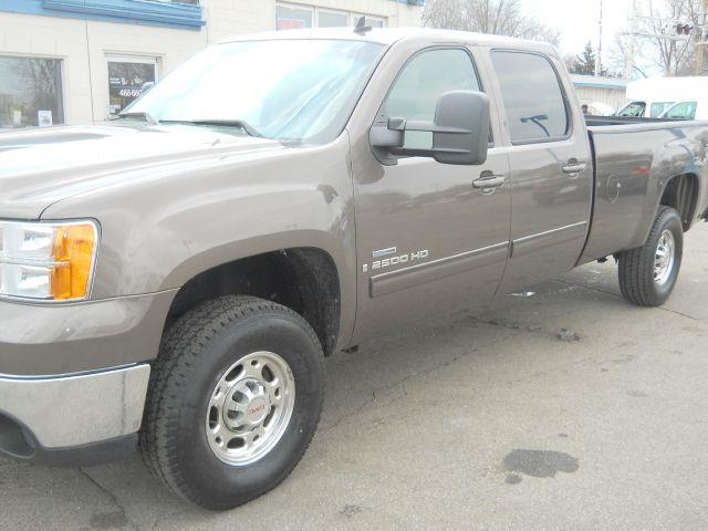 2008 gmc sierra 2500hd slt crew cab long box 4wd in mount. Black Bedroom Furniture Sets. Home Design Ideas