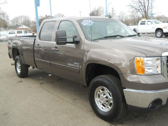 2008 GMC Sierra 2500HD SLT Crew Cab Long Box 4WD - MOUNT CLEMENS MI
