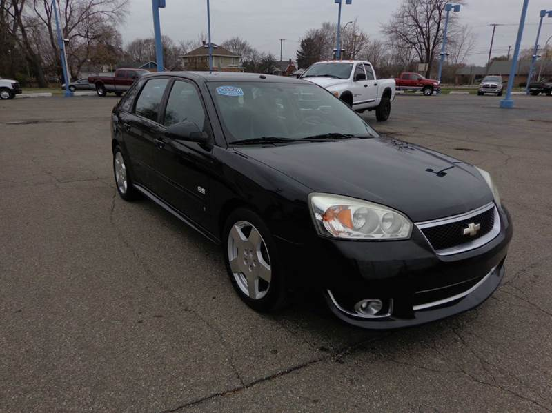 2006 chevrolet malibu maxx ss 4dr hatchback in mount. Black Bedroom Furniture Sets. Home Design Ideas