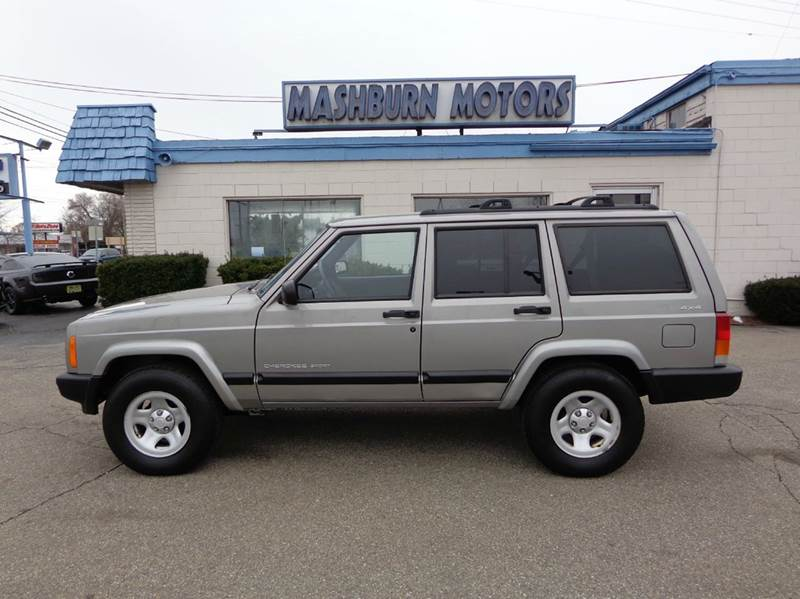 2001 jeep cherokee sport 4dr 4wd suv in mount clemens mi mashburn motors. Black Bedroom Furniture Sets. Home Design Ideas
