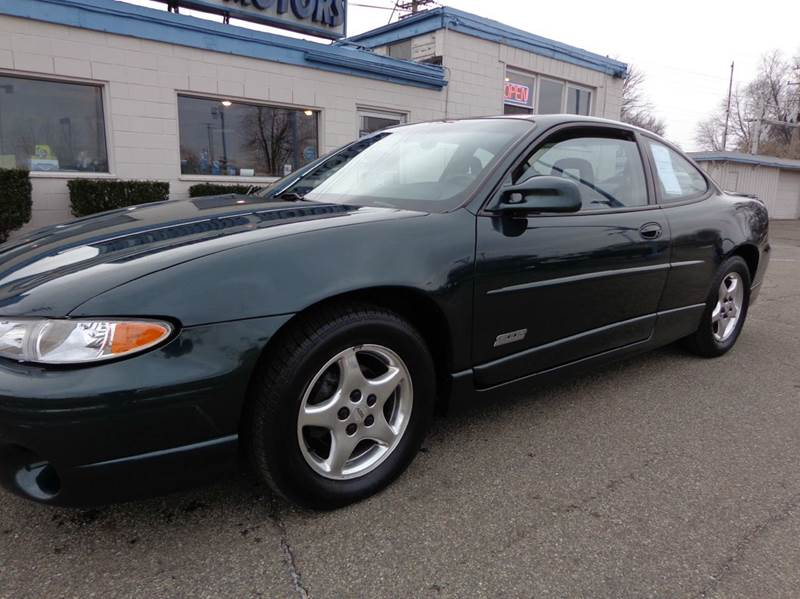 1998 pontiac grand prix gtp 2dr supercharged coupe in mount clemens mi mashburn motors. Black Bedroom Furniture Sets. Home Design Ideas