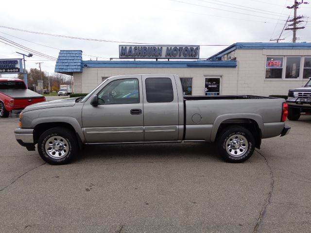 2006 chevrolet silverado 1500 lt1 z71 4dr extended cab 4wd 6 5 ft sb in mount clemens mi. Black Bedroom Furniture Sets. Home Design Ideas