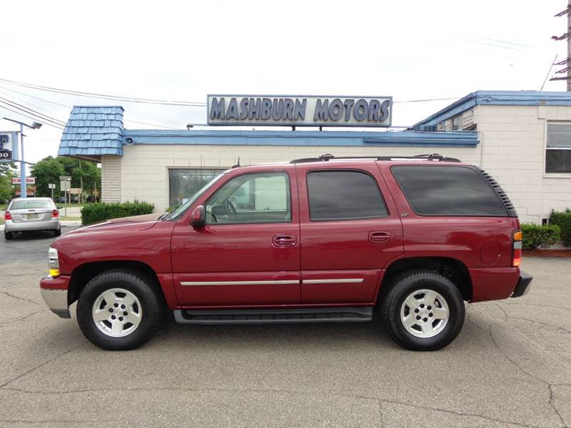 2004 chevrolet tahoe lt 4wd 4dr suv in mount clemens mi. Black Bedroom Furniture Sets. Home Design Ideas