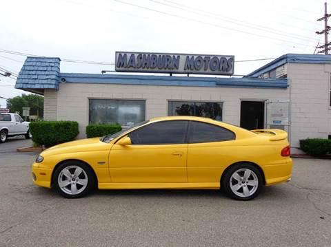 2004 Pontiac GTO for sale in Mount Clemens, MI