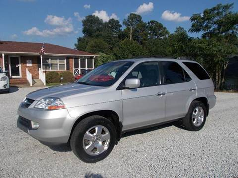 2003 Acura MDX for sale in Spartanburg, SC