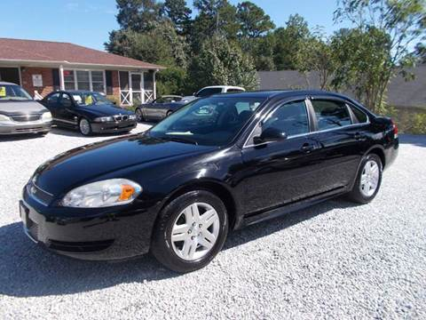 2013 Chevrolet Impala for sale in Spartanburg, SC