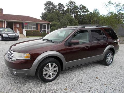 2009 Ford Taurus X for sale in Spartanburg, SC