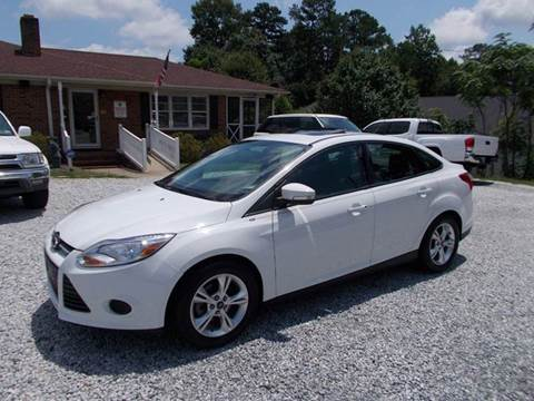 2014 Ford Focus for sale in Spartanburg, SC