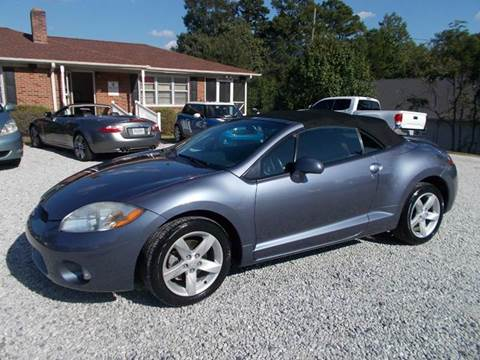 2007 Mitsubishi Eclipse Spyder for sale in Spartanburg, SC