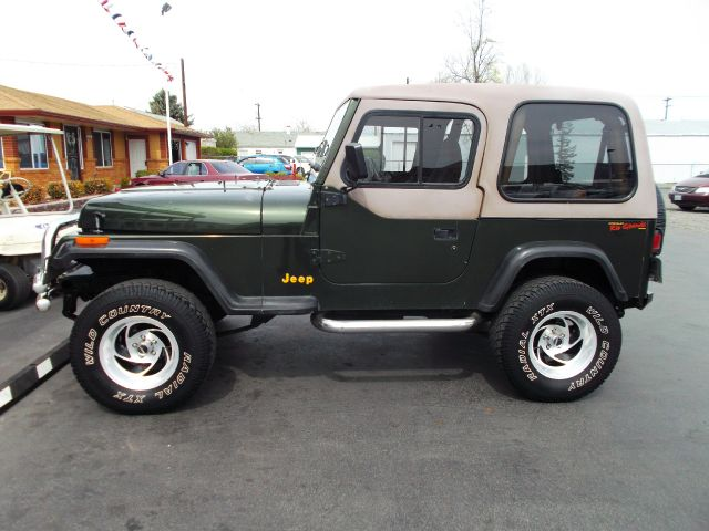 1995 jeep wrangler for sale in union gap wa. Cars Review. Best American Auto & Cars Review