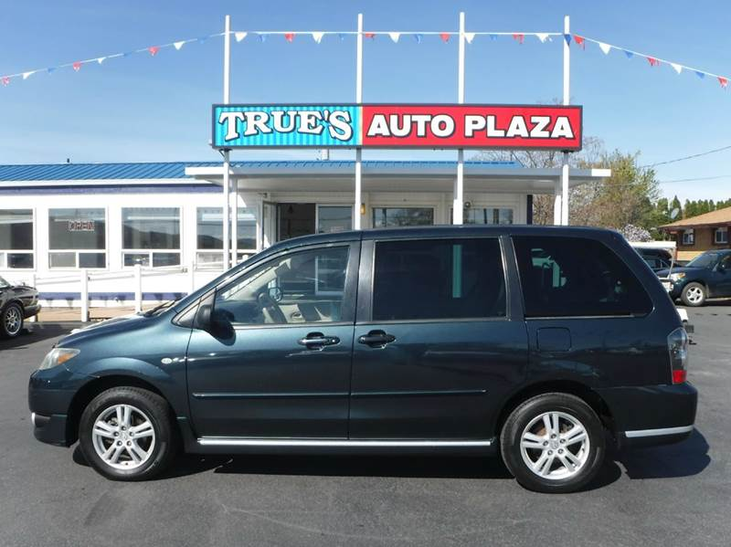 2004 mazda mpv lx 4dr mini van in union gap wa true 39 s. Black Bedroom Furniture Sets. Home Design Ideas