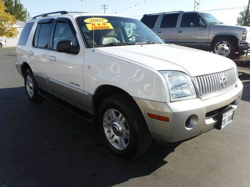 2002 mercury mountaineer base awd 4dr suv in union gap wa. Black Bedroom Furniture Sets. Home Design Ideas