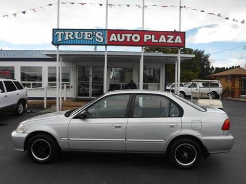 2000 Honda Civic for sale in Union Gap, WA