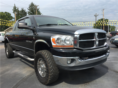 2006 Dodge Ram Pickup 3500 for sale in The Plains, OH