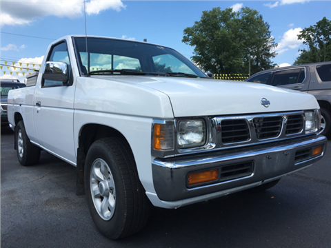 1996 Nissan Truck For Sale