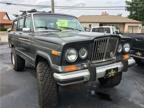 1986 Jeep Grand Wagoneer for sale in The Plains, OH