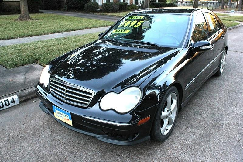 2006 mercedes benz c class c230 sport 4dr sedan in houston for Mercedes benz 2006 c230 sport