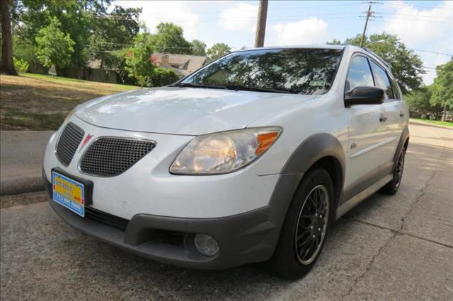 2008 Pontiac Vibe for sale in HOUSTON TX