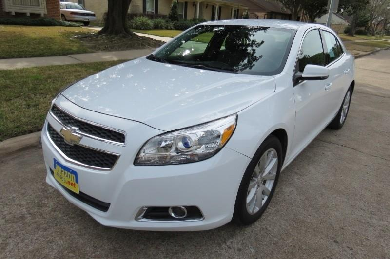 2013 chevrolet malibu lt 4dr sedan w 2lt in houston tx amazon auto sales. Black Bedroom Furniture Sets. Home Design Ideas