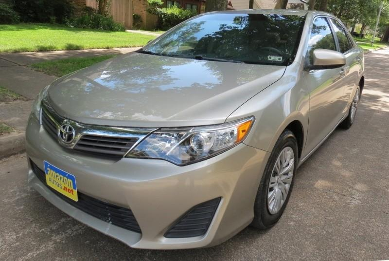 2013 toyota camry for sale in houston tx. Black Bedroom Furniture Sets. Home Design Ideas