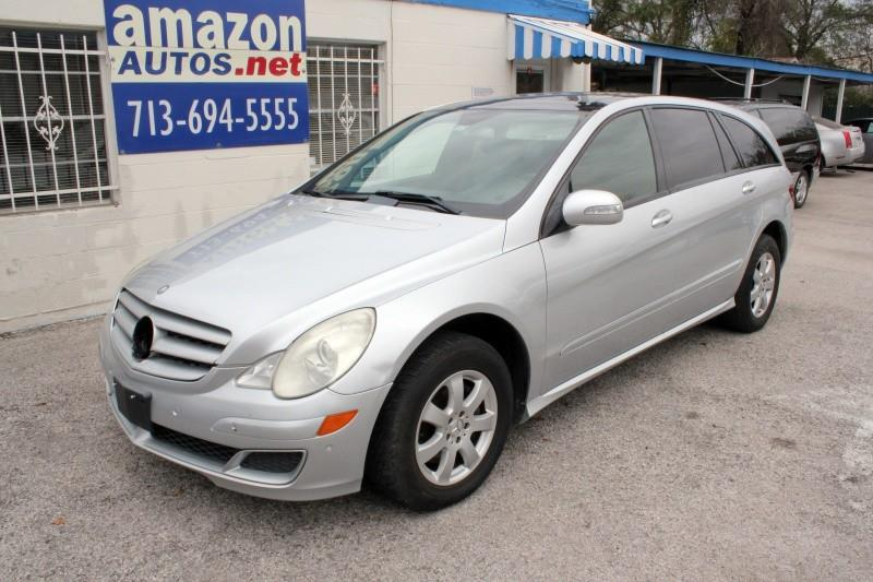 2006 mercedes benz r class r350 awd 4matic 4dr wagon in for Mercedes benz houston