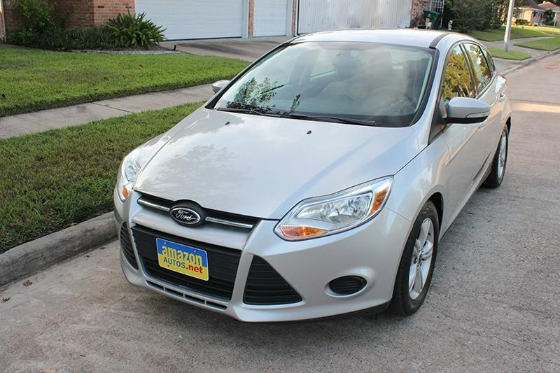 2014 ford focus se 4dr hatchback in houston tx amazon. Black Bedroom Furniture Sets. Home Design Ideas