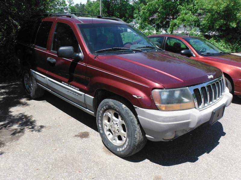 1999 jeep grand cherokee laredo 4dr 4wd suv in oronoco rochester zumbrota oro. Cars Review. Best American Auto & Cars Review