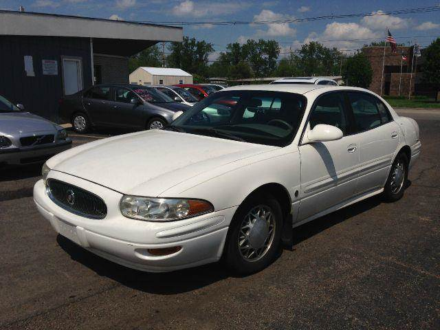 2001 buick lesabre custom 4dr sedan in hamilton oh mr auto. Black Bedroom Furniture Sets. Home Design Ideas
