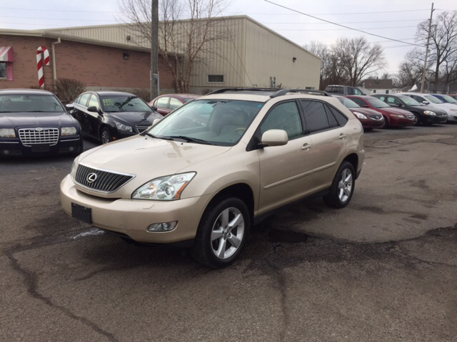2005 lexus rx 330 base awd 4dr suv in hamilton oh mr auto. Black Bedroom Furniture Sets. Home Design Ideas