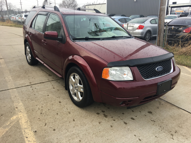 2005 ford freestyle limited awd 4dr wagon in hamilton oh. Black Bedroom Furniture Sets. Home Design Ideas