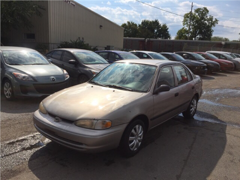1999 Chevrolet Prizm for sale in Hamilton, OH
