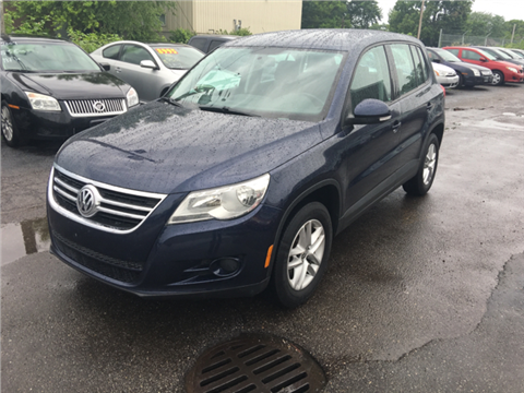 2011 Volkswagen Tiguan for sale in Hamilton, OH