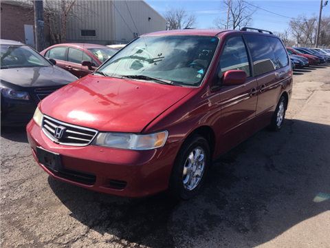 2002 Honda Odyssey for sale in Hamilton, OH