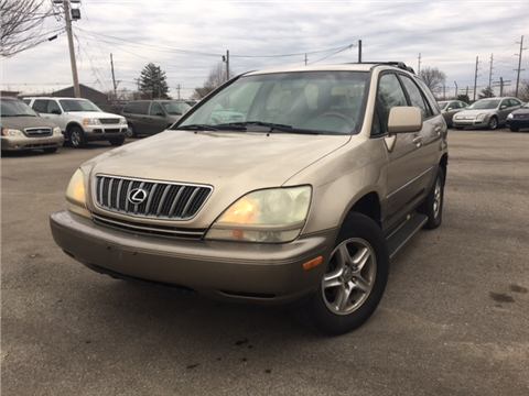 Amazing 2003 Lexus RX 300 For Sale In Hamilton, OH