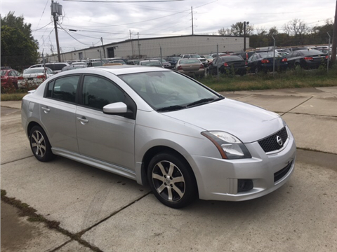 2011 Nissan Sentra for sale in Hamilton, OH