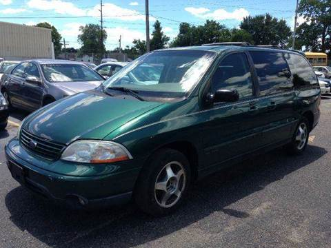 2002 Ford Windstar for sale in Hamilton, OH