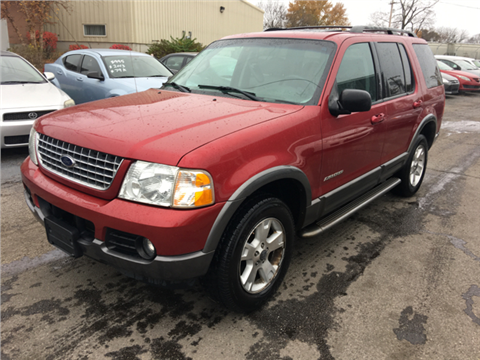 2004 Ford Explorer for sale in Hamilton, OH