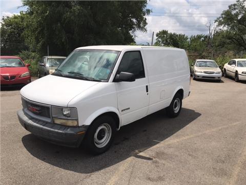 2000 GMC Safari Cargo for sale in Hamilton, OH