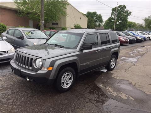 2013 Jeep Patriot for sale in Hamilton, OH