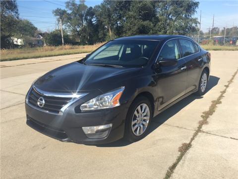 2013 Nissan Altima for sale in Hamilton, OH