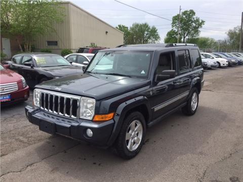 2006 Jeep Commander for sale in Hamilton, OH