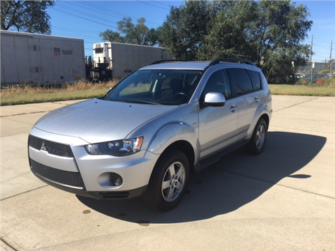 2010 Mitsubishi Outlander for sale in Hamilton, OH