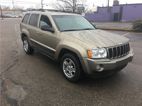 2006 Jeep Grand Cherokee for sale in Hamilton, OH