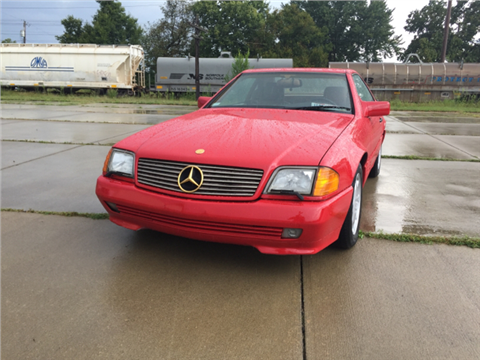 1992 Mercedes-Benz 500-Class for sale in Hamilton, OH