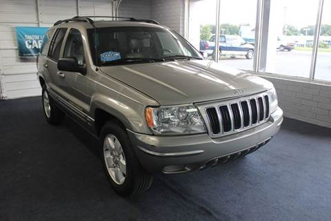 2001 Jeep Grand Cherokee for sale in Matthews, NC