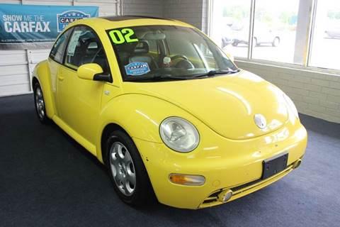 2002 Volkswagen New Beetle for sale in Matthews, NC