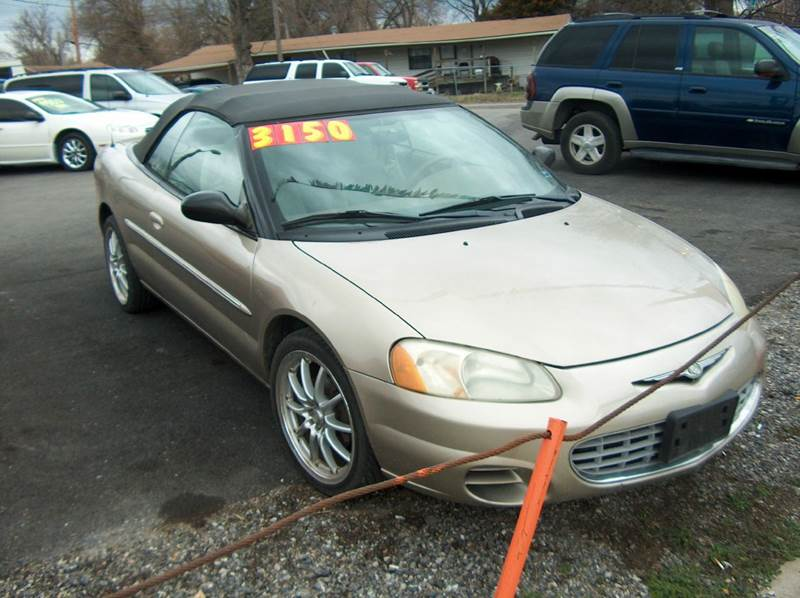 2002 chrysler sebring lx 2dr convertible in collinsville for 2002 sebring power window problem