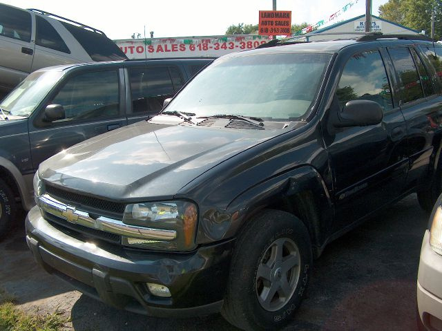 2003 Chevrolet TrailBlazer