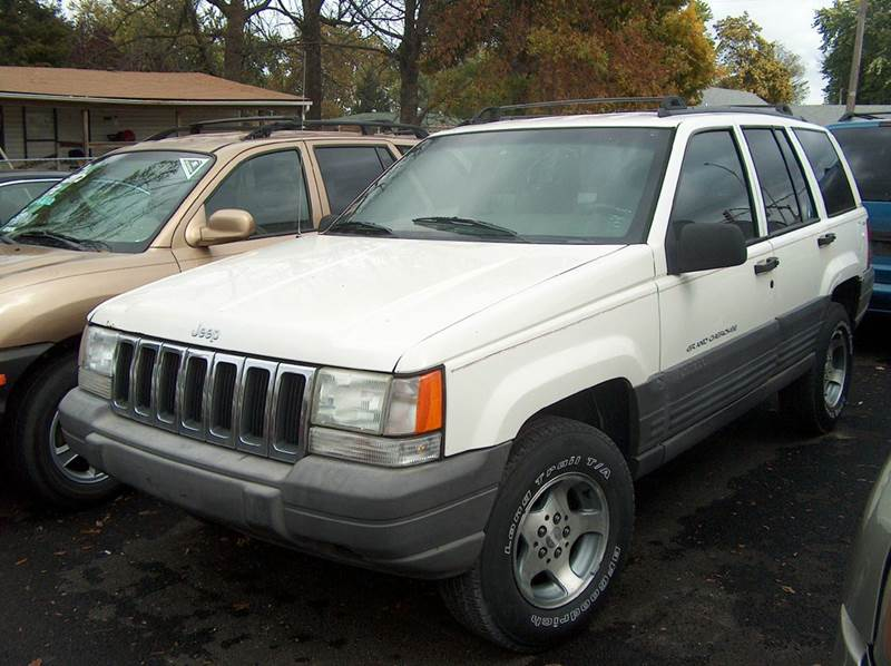 1998 jeep grand cherokee for sale in illinois. Black Bedroom Furniture Sets. Home Design Ideas